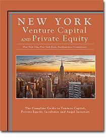 New York Venture Capital and Private Equity Database